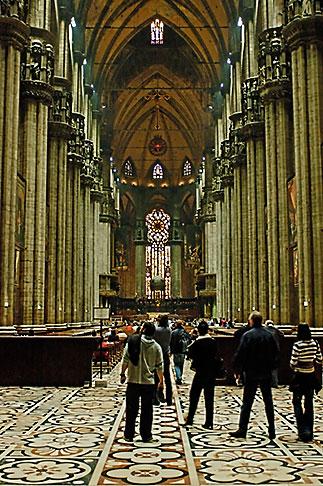 image S4-510-6632 Italy, Milan, Duomo