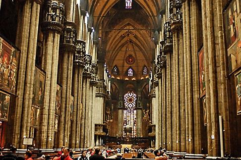image S4-510-6674 Italy, Milan, Duomo