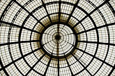 glass stock photography | Italy, Milan, Glass cieling, Galleria Vittoria Emanuele, image id S4-510-6712