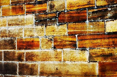 image S4-511-7144 Italy, Milan, Wall Detail, Duomo