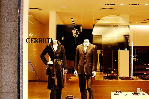 image S4-511-7336 Italy, Milan, Store Window