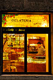window stock photography | Italy, Siena, Restaurant scene, image id S4-520-7761