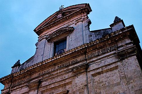 image S4-520-7773 Italy, Siena, Logge del Papa