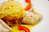 cook stock photography | Italy, Siena, Fish, image id S4-522-8142