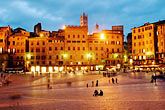 travel stock photography | Italy, Siena, Il Campo, image id S4-522-8584