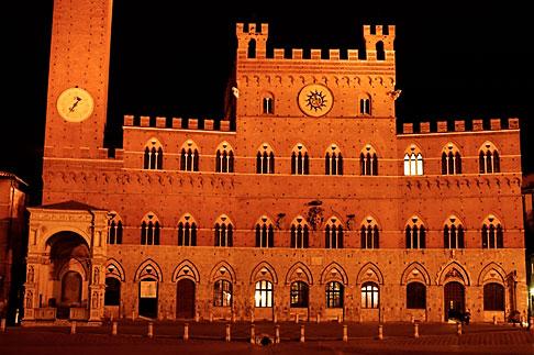 image S4-522-8610 Italy, Siena, Palazzo Publico