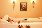 bathtub stock photography | Jamaica, Ocho Rios, Beaches Royal Plantation, massage, image id 1-830-97