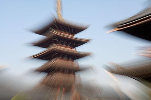image 5-850-1823 Japan, Tokyo, Asakusa Kannon temple