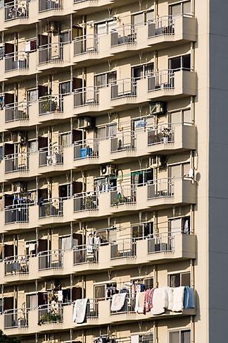 image 5-850-1950 Japan, Tokyo, Apartment building