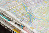 location stock photography | Japan, Tokyo, Maps of Tokyo, image id 5-850-2788