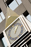 architecture stock photography | Japan, Tokyo, GInza shop clock, image id 5-850-2848
