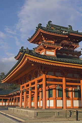 image 5-855-2228 Japan, Kyoto, Heian Shrine