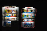 illuminated stock photography | Japan, Kyoto, Slot machines, image id 5-855-2487