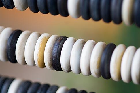 image 5-855-2503 Japan, Kyoto, Prayer beads