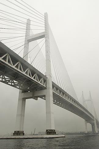 image 7-675-7759 Japan, Yokohama, Yokohama Bay Bridge