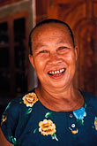 one mature woman only stock photography | Laos, Vientiane Province, Bounthanh