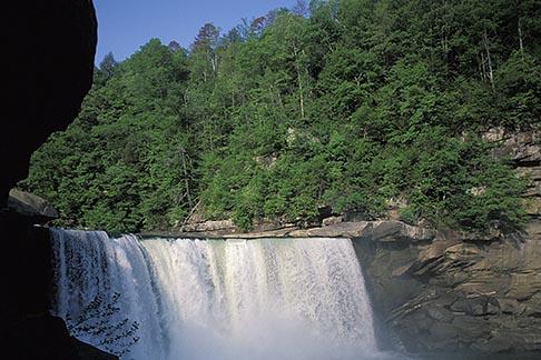 image 1-383-85 Kentucky, Southeast, Cumberland Falls State Park
