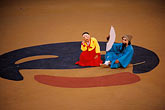 theater stock photography | South Korea, Andong , Mask Dance Festival, Tongyoung Okangdae , image id 2-701-52