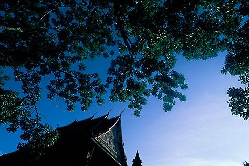 image 8-550-4 Laos, Vientiane, Haw Pha Kaew temple
