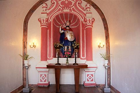 image 5-393-15 Macau, Chapel, Fortaleza de Barra Pousada Sao Tiago