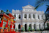 portuguese colony stock photography | Macau, Leal Senado Square, image id 5-445-7
