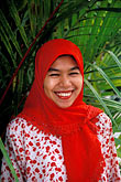 head covering stock photography | Malaysia, Langkawi, Malaysian woman, image id 7-557-28