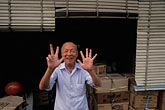 image 7-572-22 Malaysia, Malacca, Shopkeeper