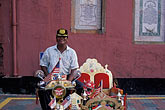 bicycle stock photography | Malaysia, Malacca, Bicycle rickshaw, image id 7-575-30