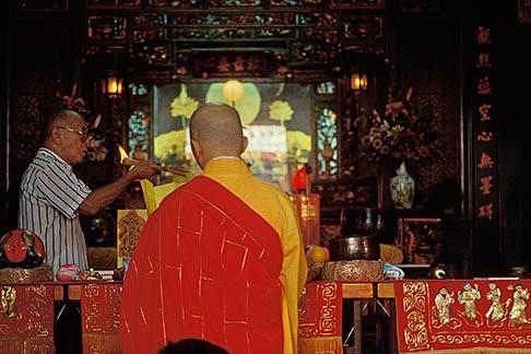 image 7-577-21 Malaysia, Malacca, Cheng Hoon Teng temple