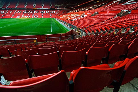 image 7-690-7097 England, Manchester, Old Trafford, Stadium for Manchester United