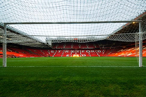 image 7-690-7126 England, Manchester, Old Trafford, Stadium for Manchester United