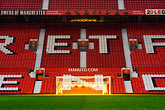 manchester stock photography | England, Manchester, Old Trafford, Stadium for Manchester United, image id 7-690-7132