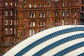 rail stock photography | England, Manchester, Piccadilly Rail Station, roof, image id 7-690-7211