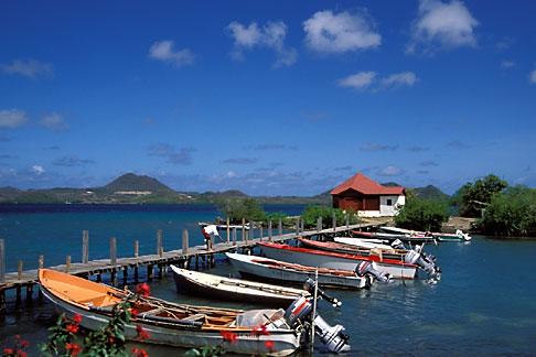 image 8-265-27 Martinique, Le Marin, Marina