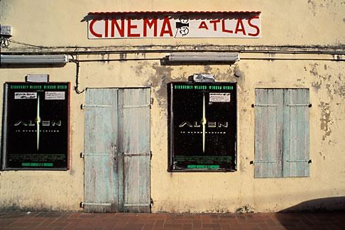 image 8-268-6 Martinique, Route des Anses, Cinema Atlas, Les Anses dArlets