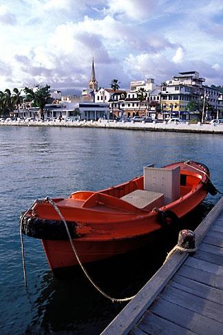 image 8-340-7 Martinique, Fort de France, Waterfront