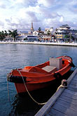 quiet stock photography | Martinique, Fort de France, Waterfront, image id 8-340-7