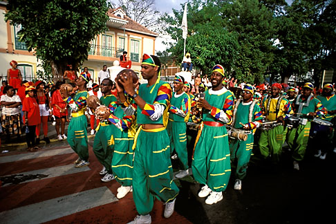 Martinique, Carnaval, Parade | David Sanger Photography
