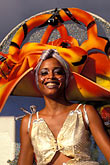 one woman only stock photography | Martinique, Carnaval, Dancer, image id 9-31-64