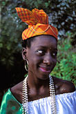 head covering stock photography | Martinique, Carnaval, Woman, image id 9-32-63