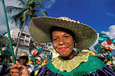 hat stock photography | Martinique, Carnaval, Parade, image id 9-33-32