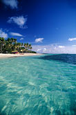 blue sky stock photography | Martinique, Cap Chevalier, Beach with blue water and sky, image id 9-36-5