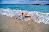 take it easy stock photography | Martinique, Cap Macr�, Beach, image id 9-38-7