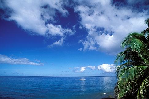 image 9-71-5 Martinique, Saint Pierre, Beach