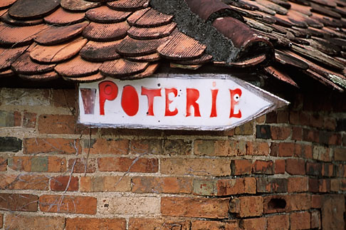 image 9-81-28 Martinique, Trois Islets, La Poterie