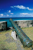 pointe du diable stock photography | Mauritius, French cannon, Pointe du Diable, image id 9-200-75