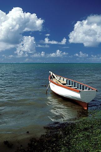 image 9-202-44 Mauritius, Fishing boat, Trou dEau Douce