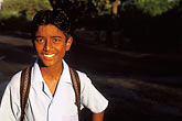 travel stock photography | Mauritius, Schoolboy, image id 9-202-57