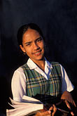 travel stock photography | Mauritius, Schoolgirl, image id 9-202-59
