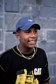 hat stock photography | Mauritius, Curepipe, Young man, image id 9-203-22